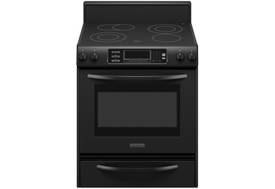 KitchenAid - KERS807SBL - Electric Ranges