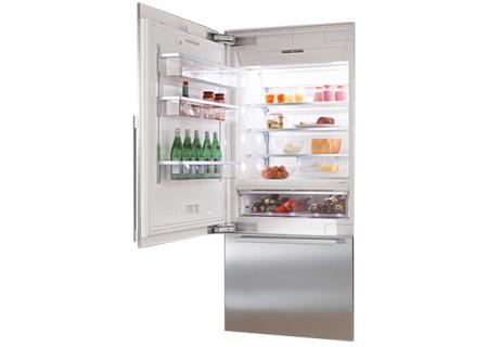 Bertazzoni - KF1811SF - Built-In Bottom Freezer Refrigerators