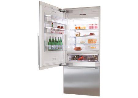 Bertazzoni - KF1911SF - Built-In Bottom Freezer Refrigerators