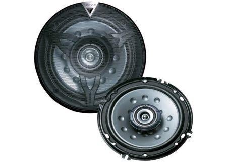 Kenwood - KFC-1660S - 6 1/2 Inch Car Speakers