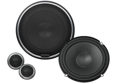 Kenwood - KFC-P709PS - 6 1/2 Inch Car Speakers