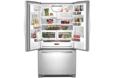 KitchenAid - KFCS22EVMS - Bottom Freezer Refrigerators