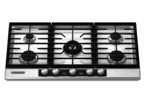 KitchenAid - KFGU766VSS - Gas Cooktops