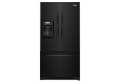 KitchenAid - KFIS20XVBL - Bottom Freezer Refrigerators