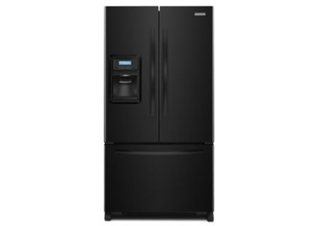 KitchenAid - KFIS20XVBL - Bottom Freezer Refrigerators