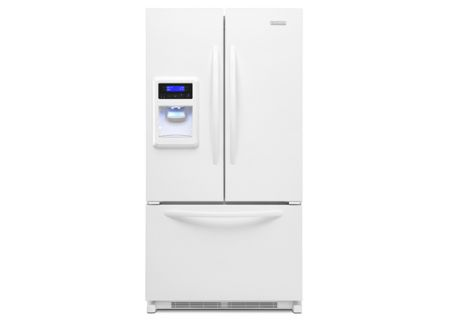 KitchenAid - KFIS25XVWH - Bottom Freezer Refrigerators