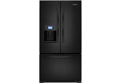 KitchenAid - KFIS27CXBL - Bottom Freezer Refrigerators
