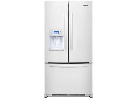 KitchenAid - KFIS27CXWH - Bottom Freezer Refrigerators