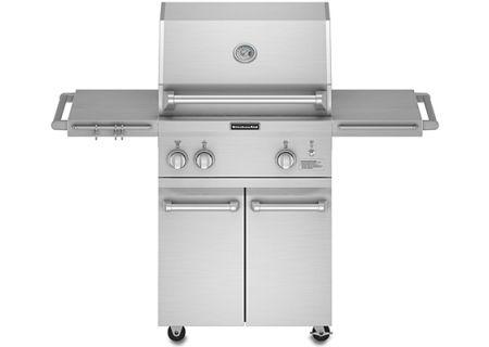 KitchenAid - KFRS271TSS - Liquid Propane Gas Grills