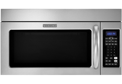 KitchenAid - KHMC1857WSS - Microwaves