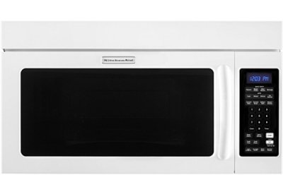 KitchenAid - KHMC1857WWH - Microwaves