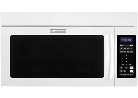 KitchenAid - KHMC1857WWH - Microwaves