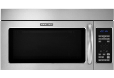 KitchenAid - KHMS2040WSS - Microwaves