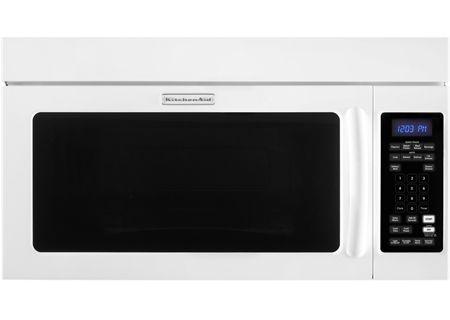 KitchenAid - KHMS2040WWH - Microwaves