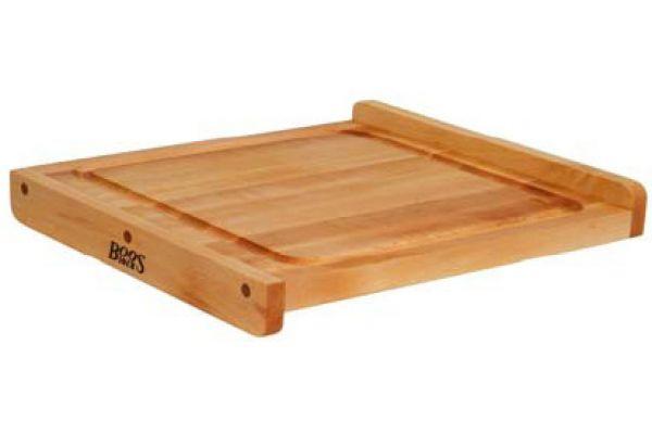 Large image of John Boos & Co. Reversible Maple Countertop Board - KNEB23