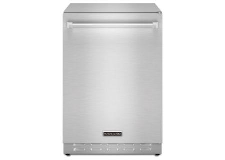 KitchenAid - KORU06RSSS - Freezerless Refrigerators