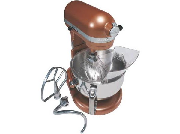 KitchenAid Professional 600 Series Bowl-Lift Stand Mixer - Copper Pearl  Finish