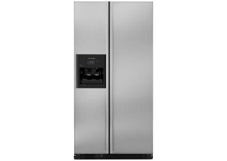 KitchenAid - KSBP25IVSS - Side-by-Side Refrigerators
