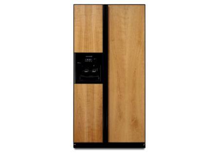 KitchenAid - KSBS25IVBL - Side-by-Side Refrigerators