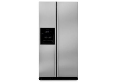 KitchenAid - KSBS25IVSS - Side-by-Side Refrigerators