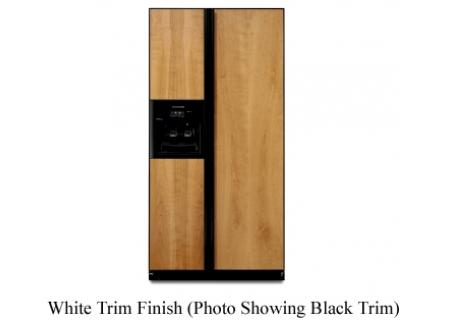 KitchenAid - KSBS25IVWH - Side-by-Side Refrigerators