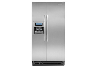 KitchenAid - KSCK25FVSS - Side-by-Side Refrigerators