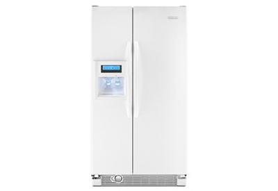KitchenAid - KSCK25FVWH - Side-by-Side Refrigerators