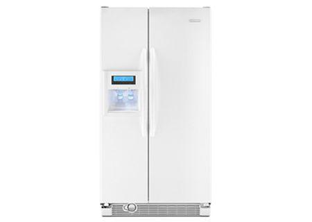 KitchenAid - KSCK25FVWH - Side-by-Side Refrigerators