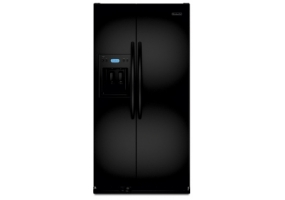 KitchenAid - KSCS25FVBL - Side-by-Side Refrigerators