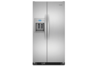 KitchenAid - KSCS25FVMK - Side-by-Side Refrigerators