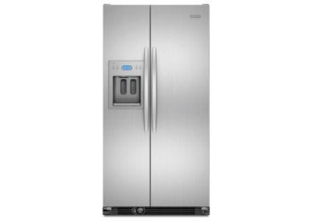 KitchenAid - KSCS25FVMK - Side-by-Side Refrigerators