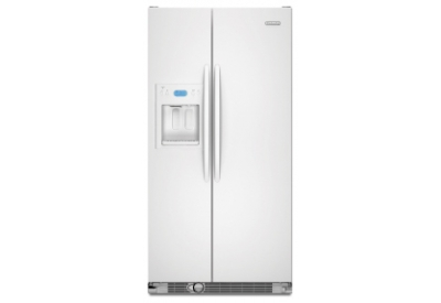 KitchenAid - KSCS25FVWH - Side-by-Side Refrigerators