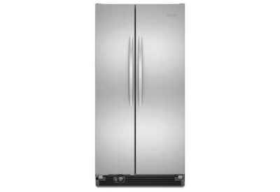 KitchenAid - KSCS25MVMS - Side-by-Side Refrigerators