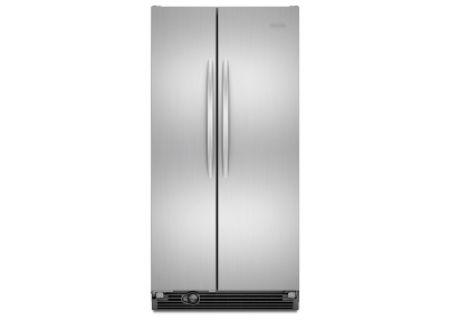 KitchenAid - KSCS25MVMS - Side-by-Side Refrigerators