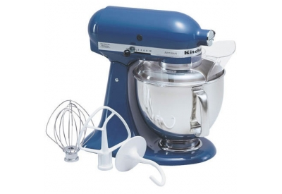 KitchenAid - KSM150PSBW - Mixers