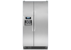 KitchenAid - KSRG25FVMS - Side-by-Side Refrigerators