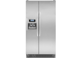 KitchenAid - KSRG25FVMT - Side-by-Side Refrigerators