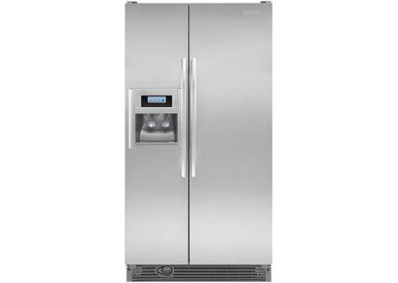 KitchenAid - KSRG25FVMT - Side-by-Side Refrigerators