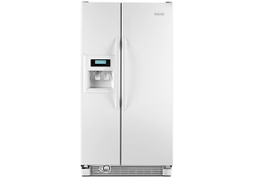 KitchenAid - KSRG25FVWH - Side-by-Side Refrigerators