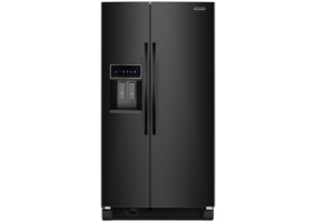 KitchenAid - KSRJ25FXBL - Side-by-Side Refrigerators