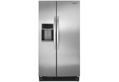 KitchenAid - KSRJ25FXMS - Side-by-Side Refrigerators