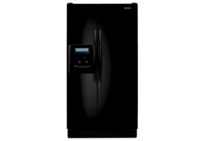 KitchenAid - KSRK25FVBL - Side-by-Side Refrigerators