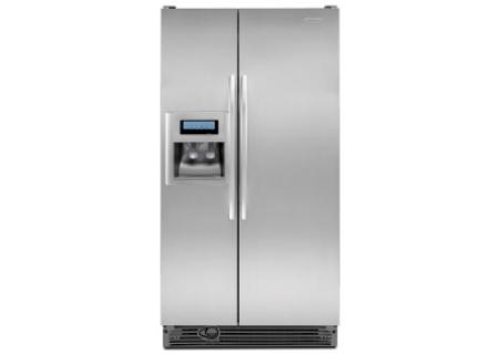 KitchenAid - KSRK25FVMK - Side-by-Side Refrigerators