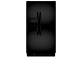 KitchenAid - KSRP25FTBL - Side-by-Side Refrigerators