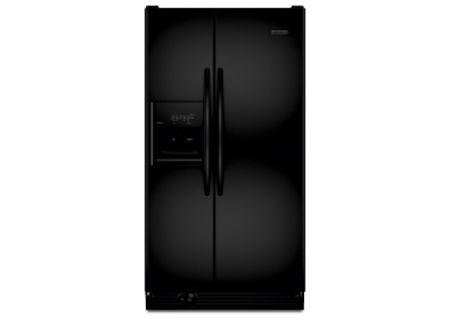 KitchenAid - KSRP25FTBL - Side-by-Side Refrigerators