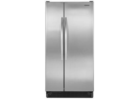 KitchenAid - KSRS22MWMS - Side-by-Side Refrigerators