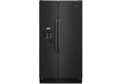 KitchenAid - KSRS25RVBL - Side-by-Side Refrigerators