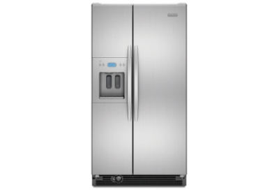 KitchenAid - KSRS25RVMS - Side-by-Side Refrigerators