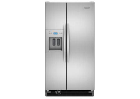 KitchenAid - KSRS25RVMS - Side-by-Side Refrigerators