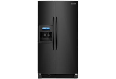 KitchenAid - KSRT25FWBL - Side-by-Side Refrigerators